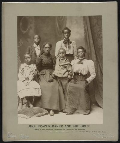 Frazier Baker family