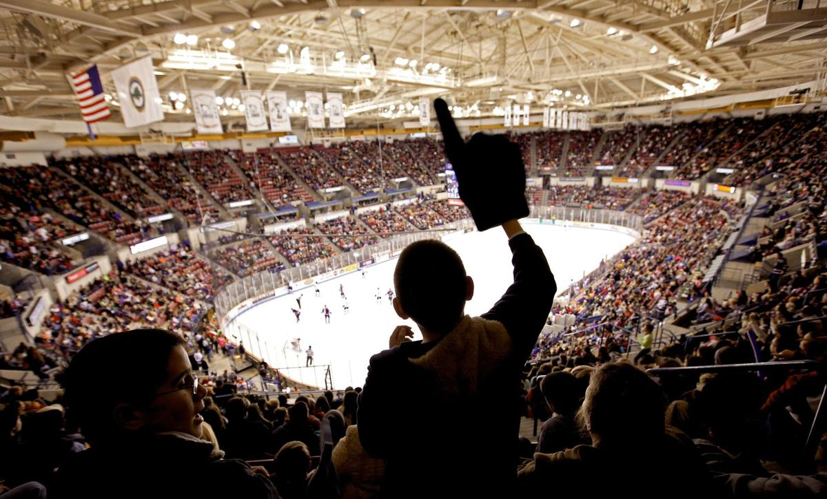 Stingrays' attendance increases