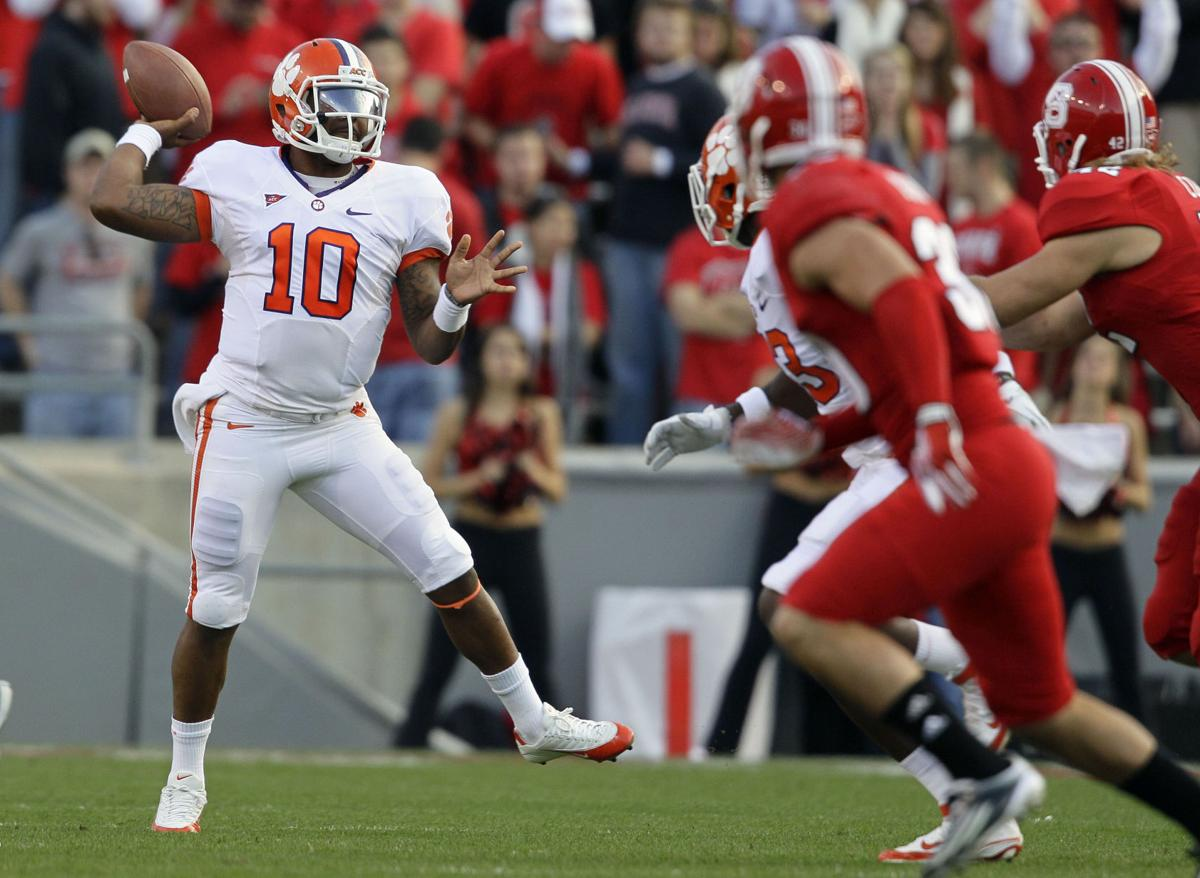 LIVE BLOG: Clemson visits N.C. State to kick off its ACC schedule
