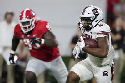Kevin Harris vs. Georgia