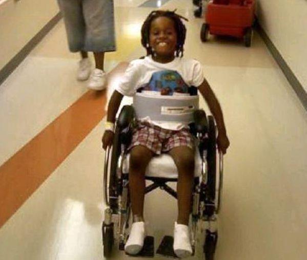 5-year-old Charleston shooting victim Tyreik Gadsden back home from hospital