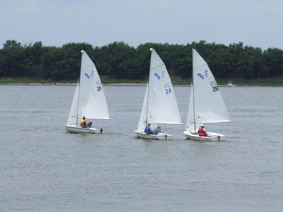 Registration open for 11th annual Mount Pleasant Junior Regatta