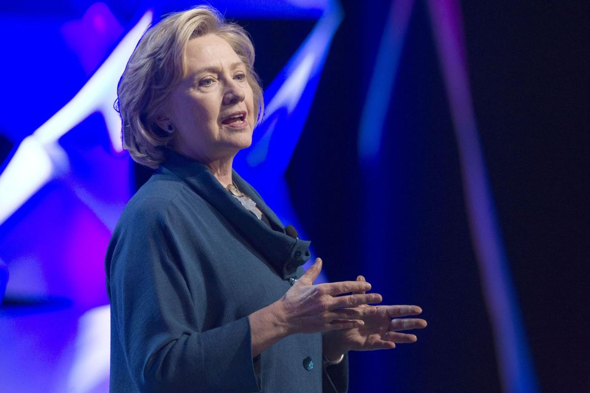 Clinton writes about 'Hard Choices'