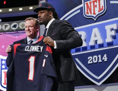 Jadeveon Clowney drafted No. 1 by Houston Texans