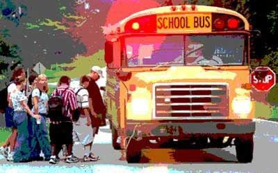 Driver charged after S.C. school bus crash injures 5 students