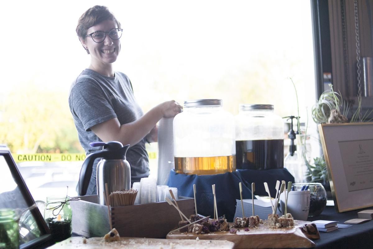 The Charleston Coffee Society's Brew Bash