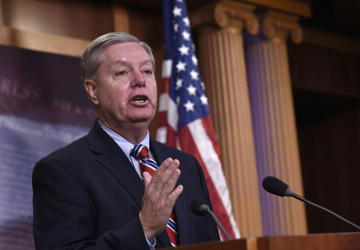 Graham has 'good meeting' with SCOTUS nominee but still opposes confirmation