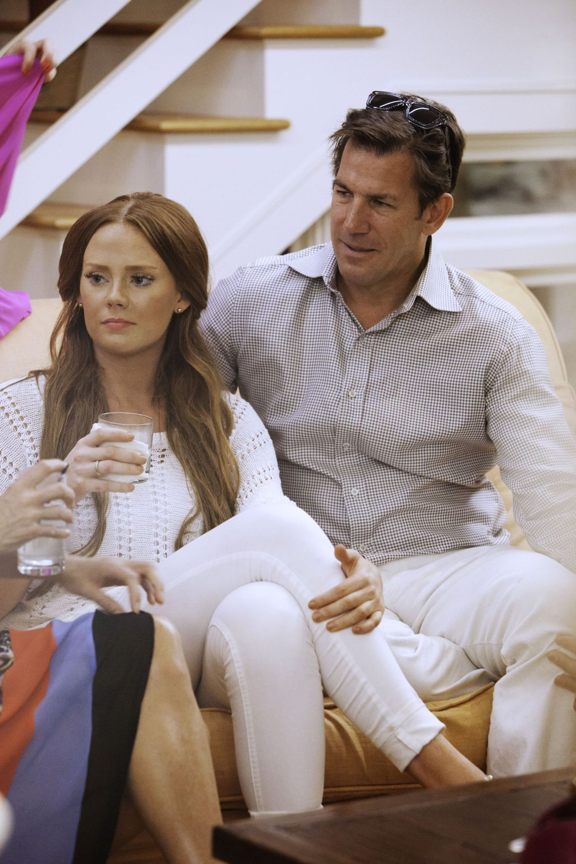 "Founders' Ball spells trouble — again — for Thomas and Kathryn on ""Southern Charm"""
