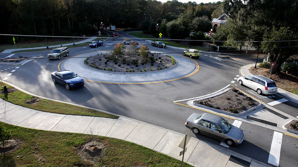 Mount Pleasant's traffic loops help prevent accidents, gridlock