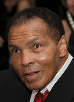 Ali still 'The Greatest' as he celebrates 70th