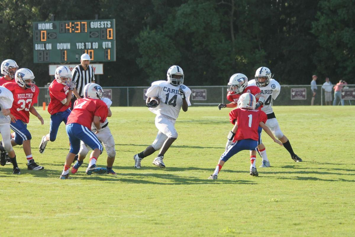 Middle school football coming to CCSD?