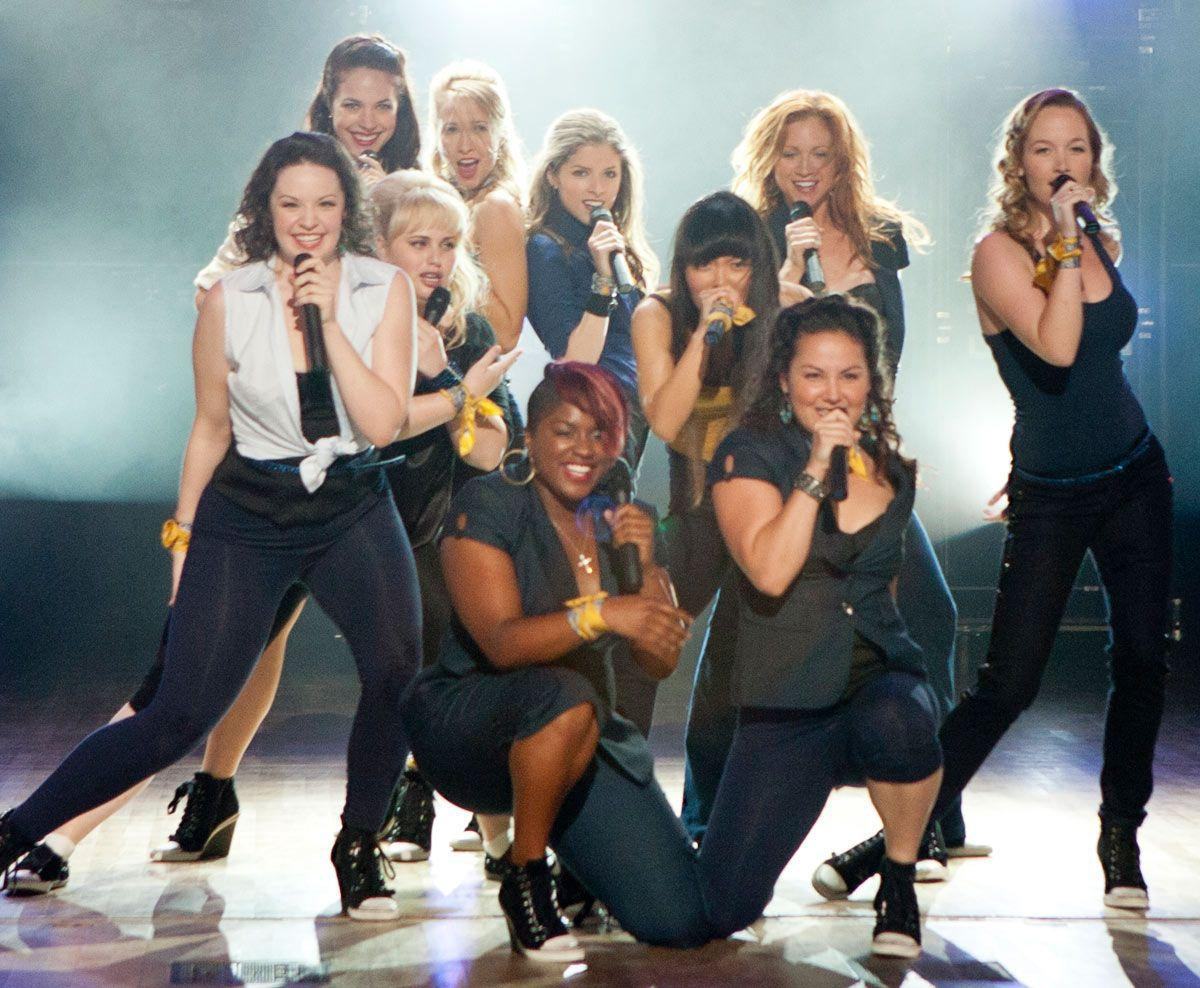 'Pitch Perfect' and Anna Kendrick hit high notes on the charts