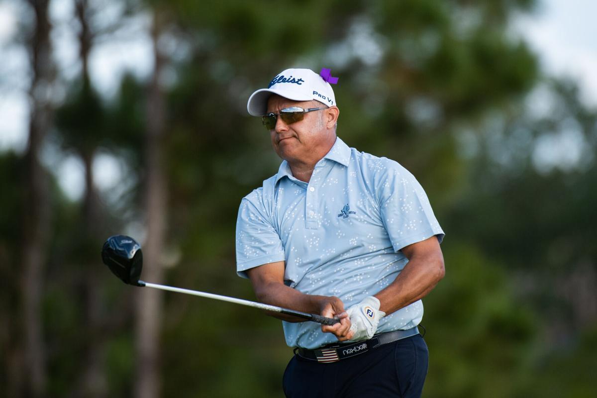 16++ Brett johns golf viral