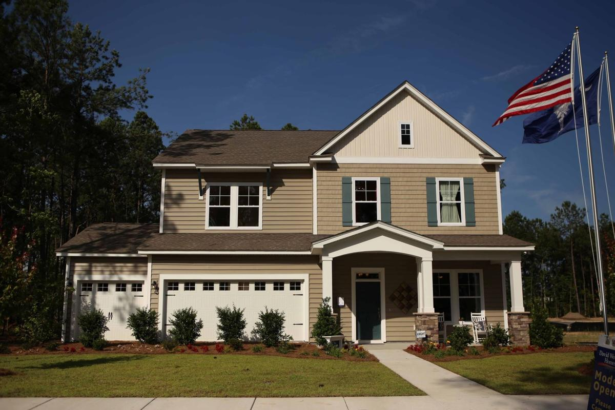 Home sweet first home Charleston's slower than average price increases, marginally shrinking inventory works to advantage of first time house hunters