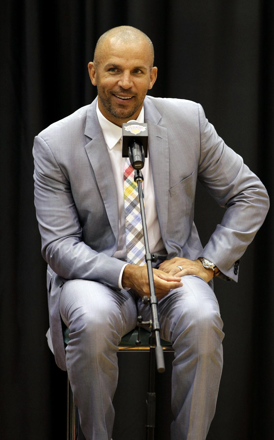 N.Y. Knicks' Jason Kidd arrested on DWI charge in Hamptons