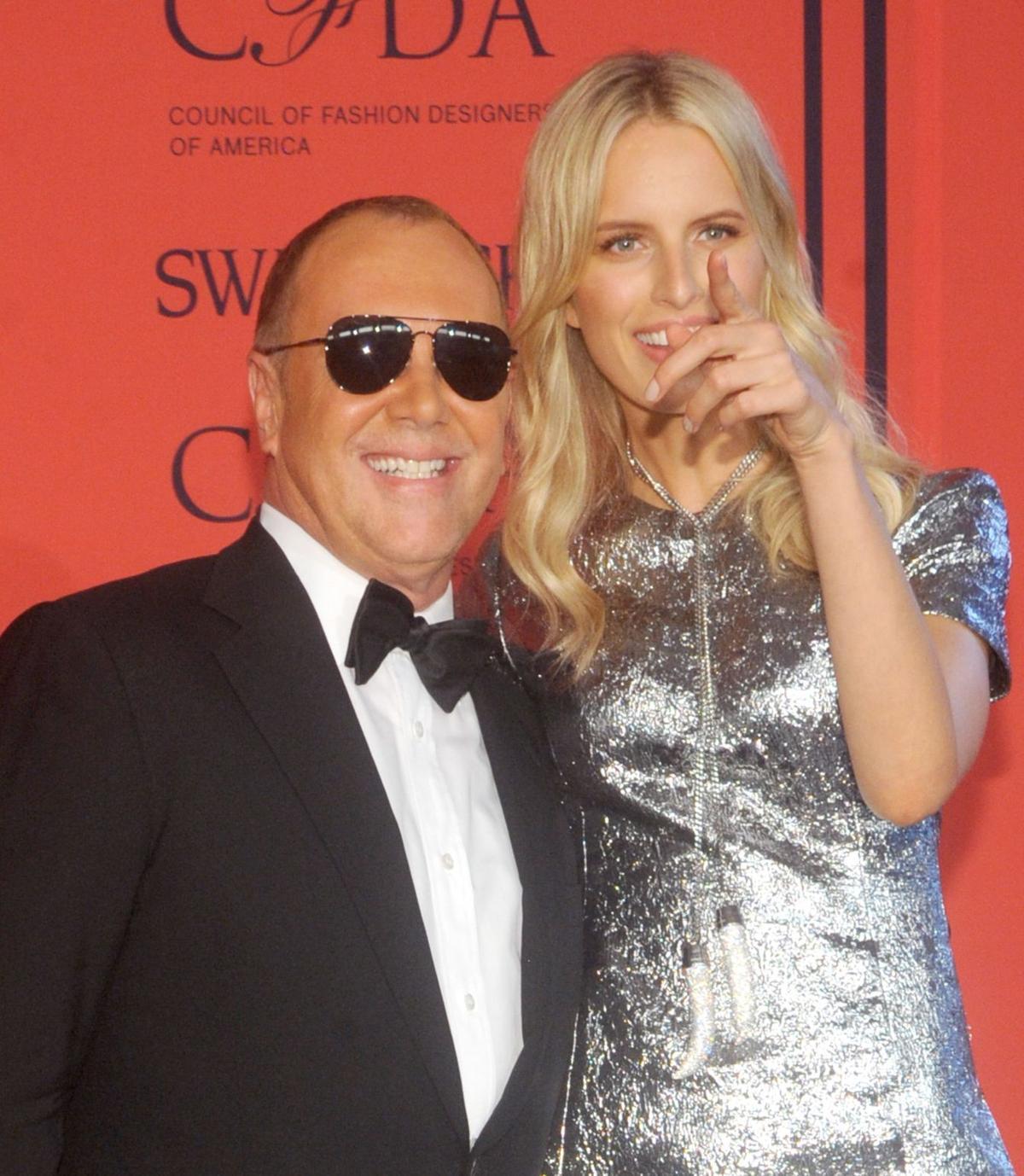 Fashion world, Hollywood celebrate style