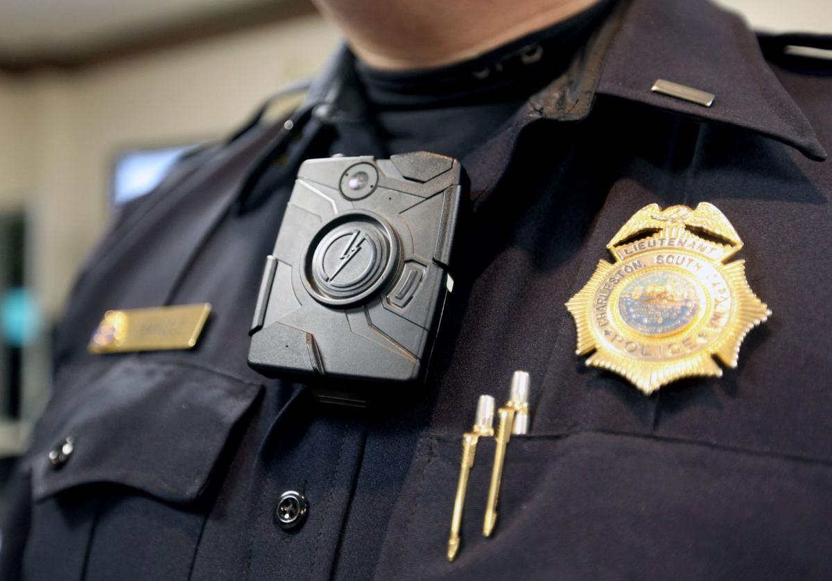 Federal grant awarded to Charleston Police Department for body cameras