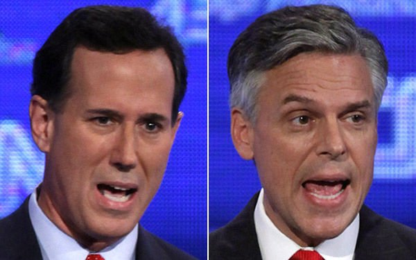 GOP also-rans vow to press ahead
