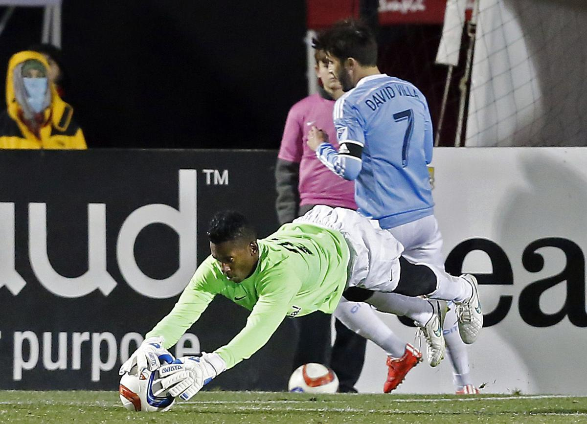Battery falls to New York City; Houston wins Challenge Cup