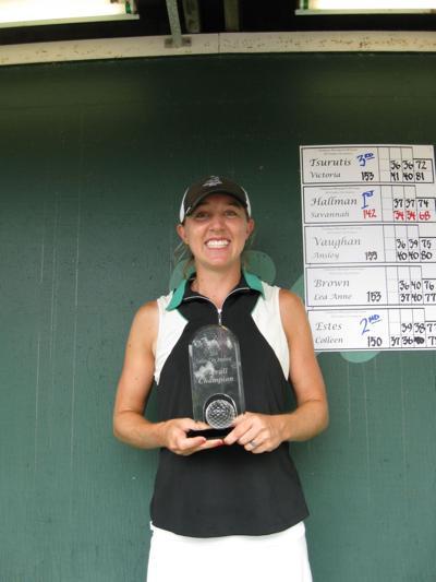 CSU's Savannah Hallman to defend Ladies City Amateur golf title