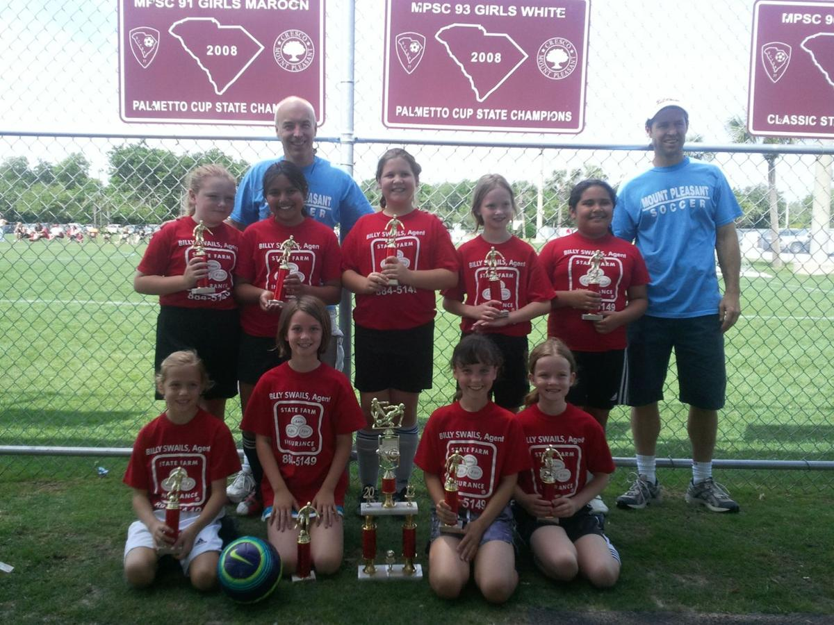 State Farm soccer team upsets Nash Orthodontics for title