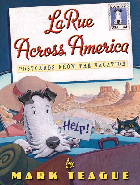 LaRue's 'Postcards' smart, fun