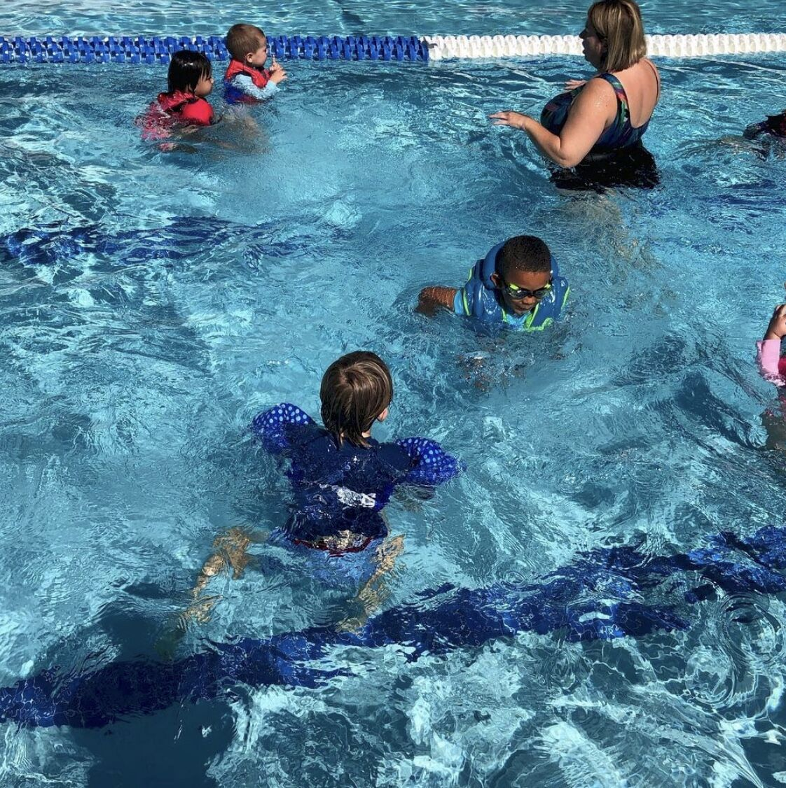 Life saving 'Swim Strong' program preps for official launch into community