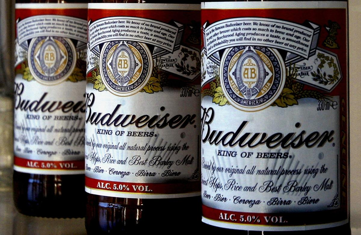 Brewing up plans for an empire Thirst for expansion spurs Budweiser maker to pursue Miller