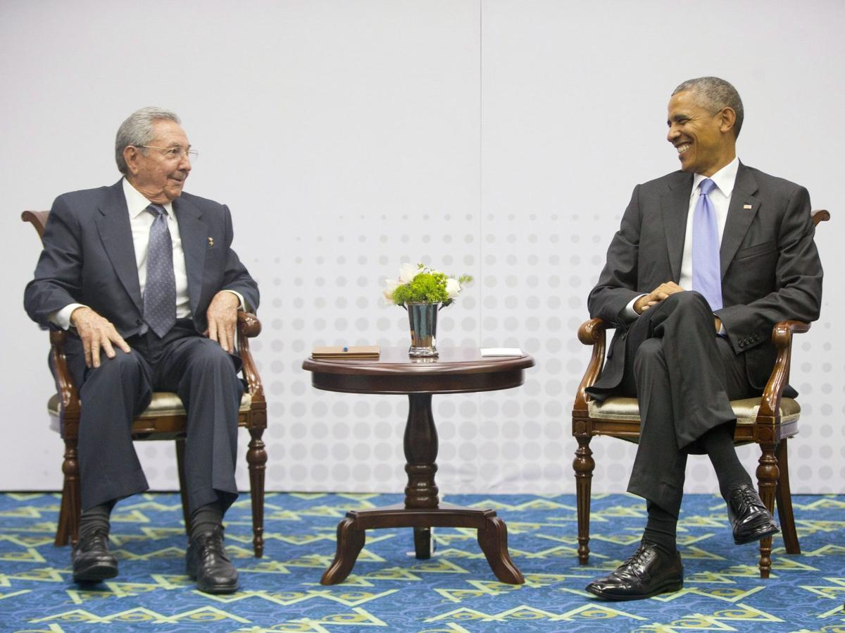 Obama removes Cuba from state sponsor of terror list