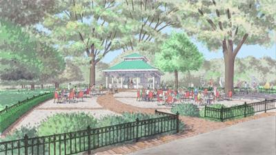 Plan emerges to revitalize Hampton Park's fringe for weddings, wine, other uses