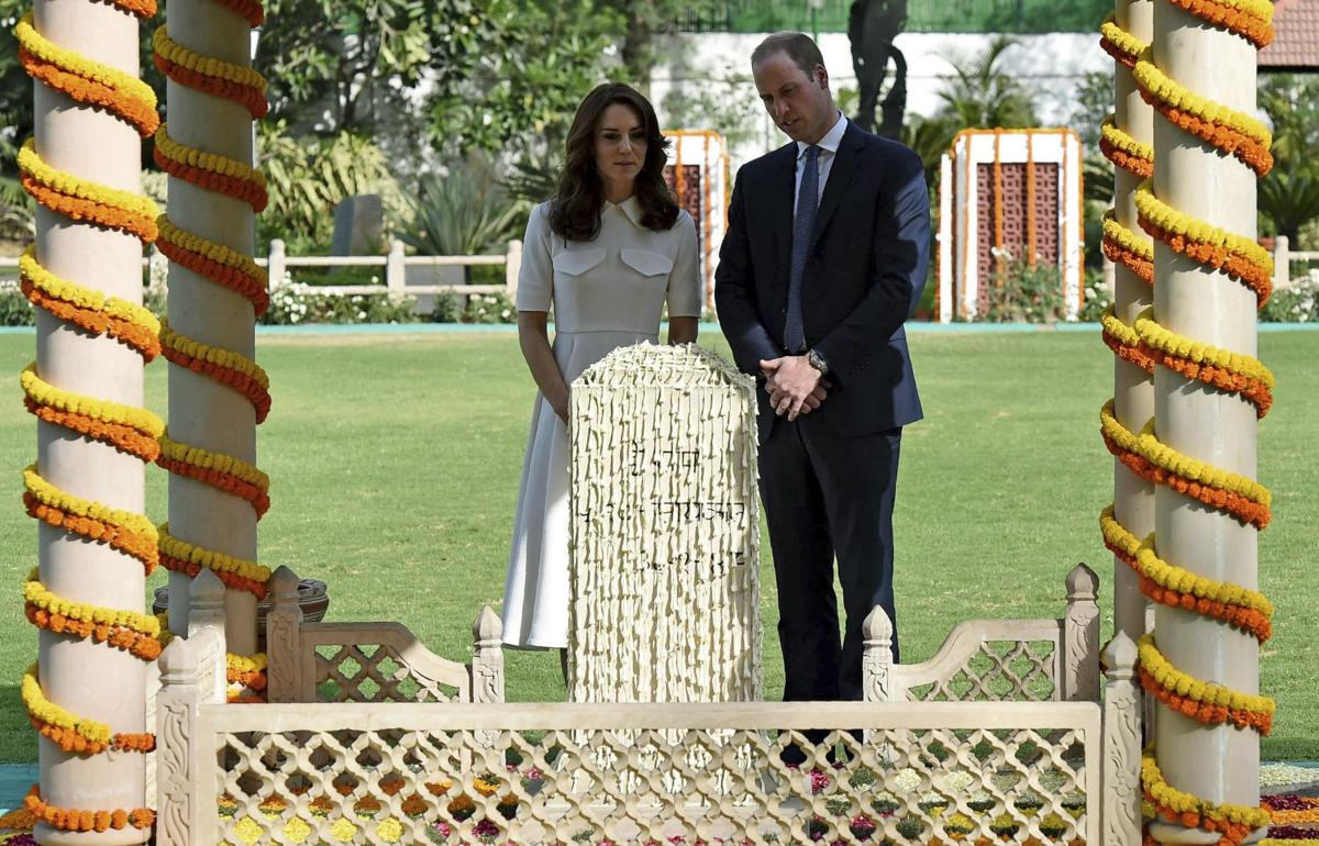 Prince William, Kate meet entrepreneurs in India