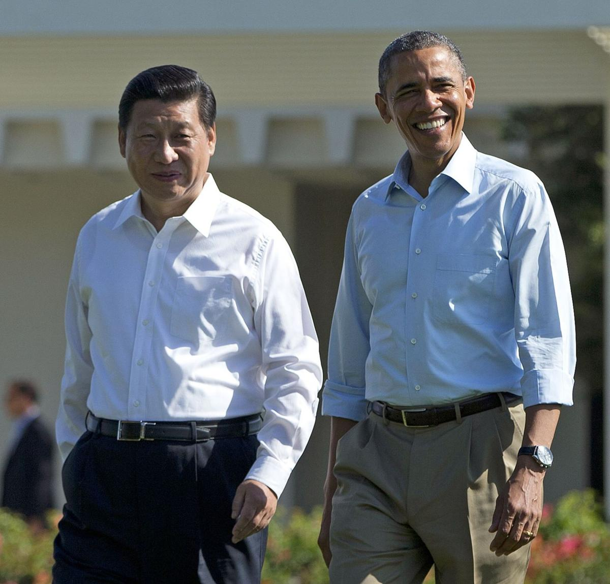 Obama presses Chinese leader on cybersecurity