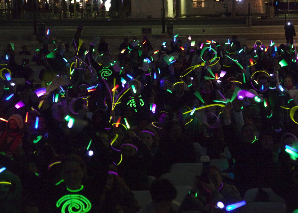 'Glow runs' arrive in Charleston this weekend