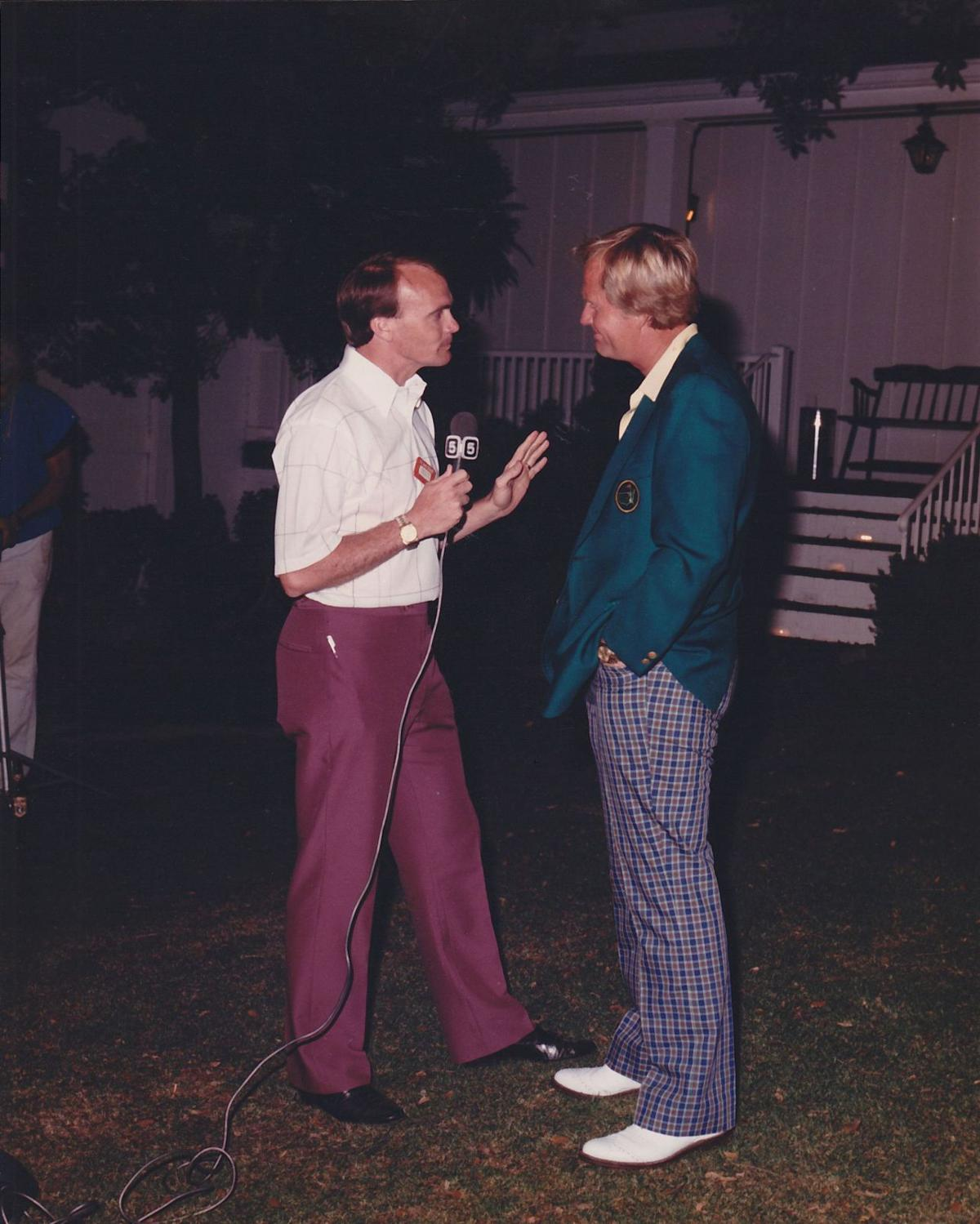 Remembering the Golden Bear's win at Augusta 30 years ago