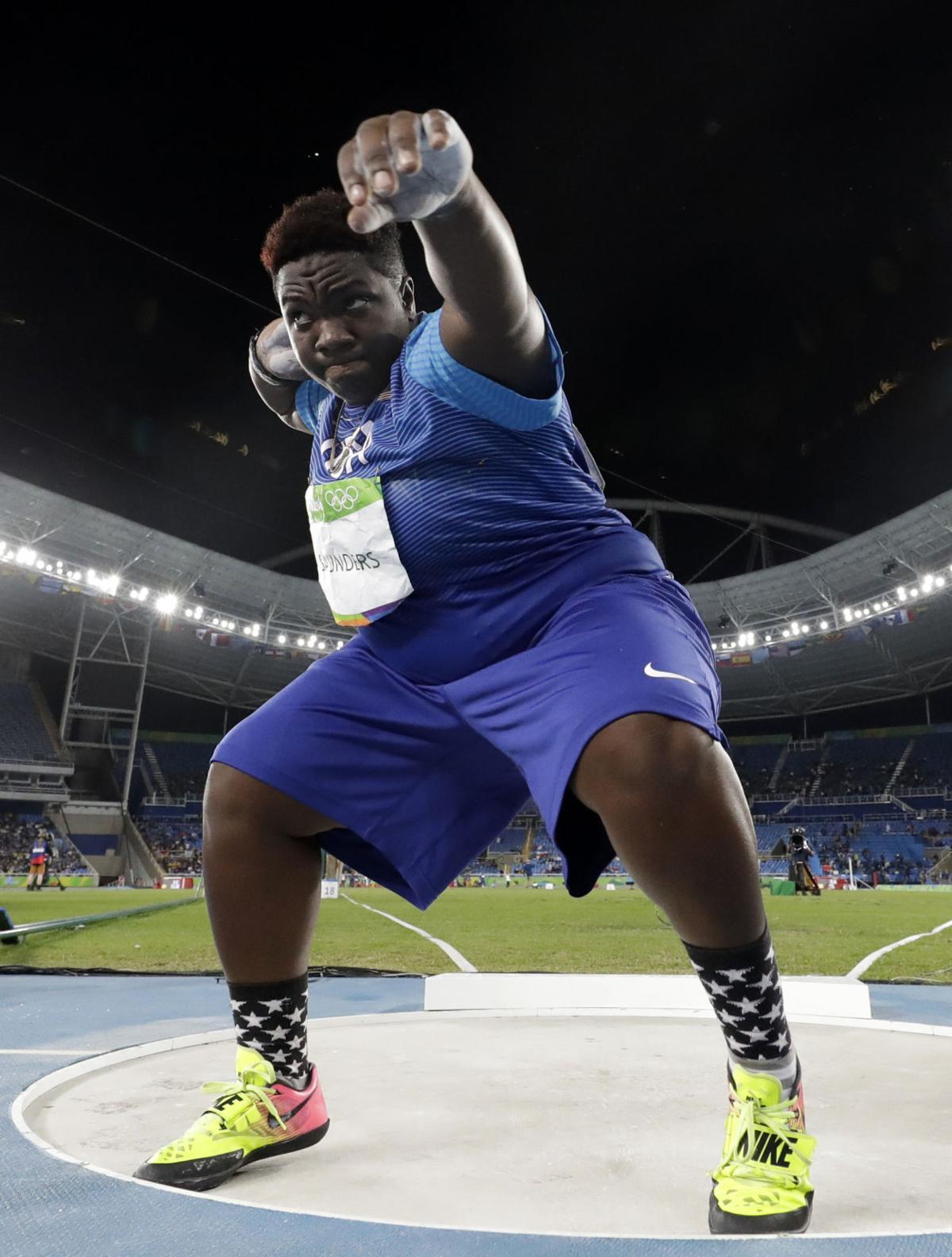 Rio Olympics Athletics (copy)