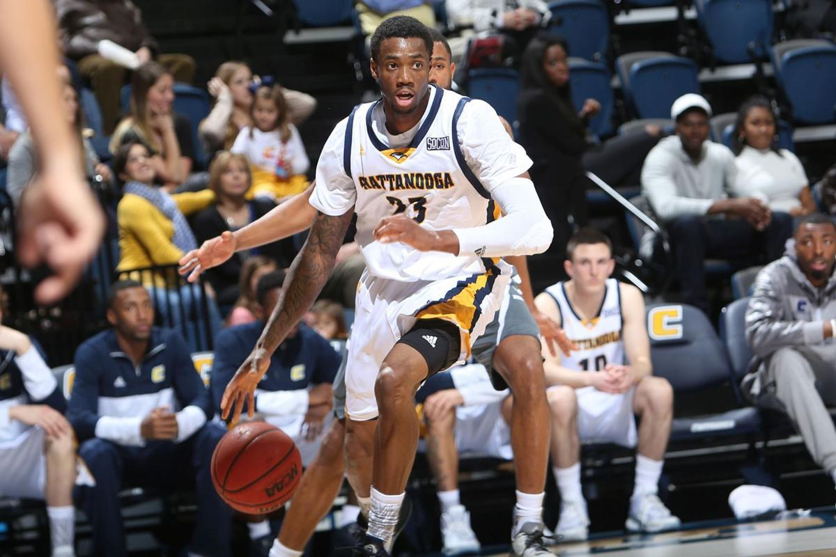 Mocs' Tre' McLean is the one who got away