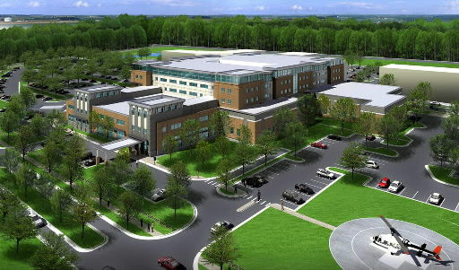 Providers race for position to build hospitals in East Cooper