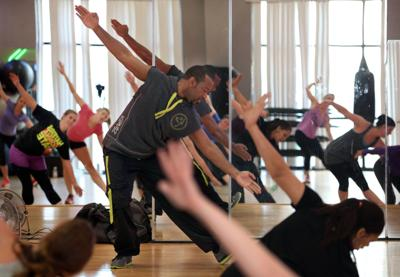 Zumba at MUSC Wellness Center (copy)