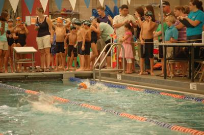 Local swimmers stand out at state meet