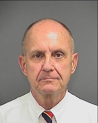 Charleston County Sheriff Al Cannon arrested on assault and battery charge