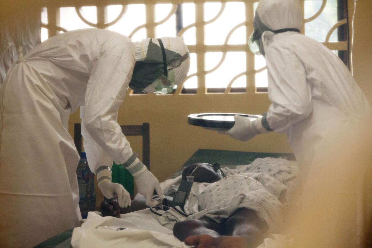 Taking the fight to Ebola
