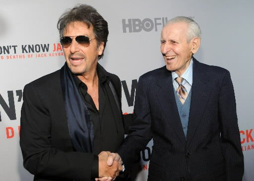 Pacino's Emmy turn?