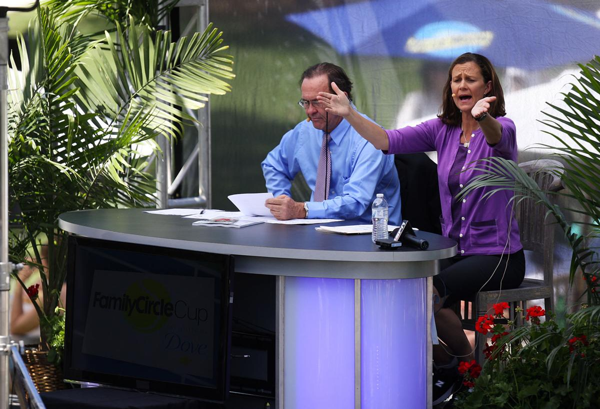 One on One with Pam Shriver