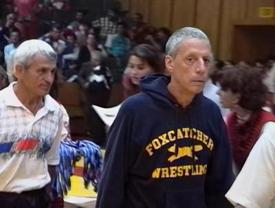 'Team Foxcatcher' A look at a millionaire's descent into murder
