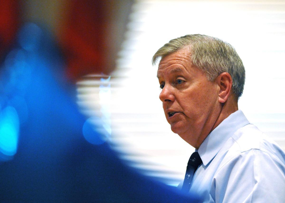 Sen. Lindsey Graham: President Obama has been 'AWOL' on world crises