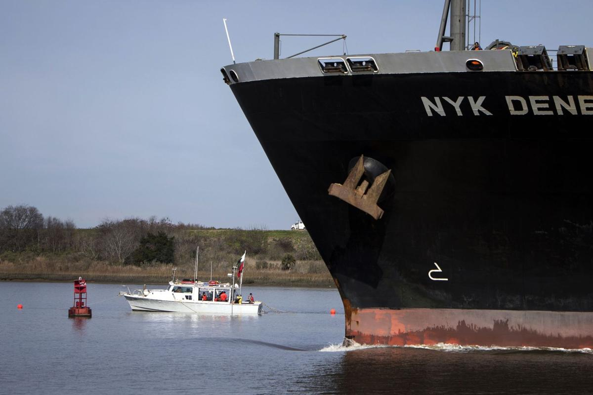 Ga. port deepening includes Confederate ship recovery