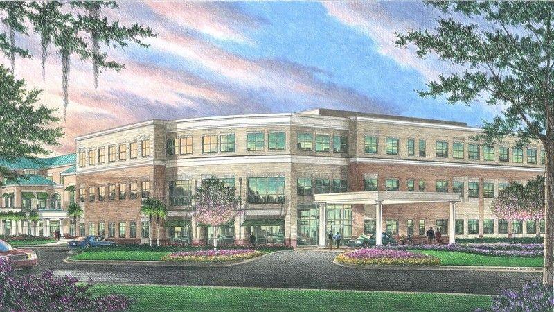Roper Picks Architect Firm For Berkeley County Hospital