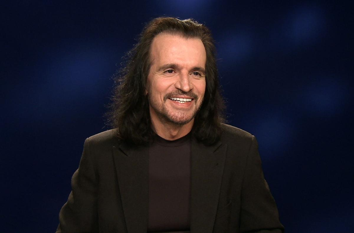 Yanni still embraces unknown with tour