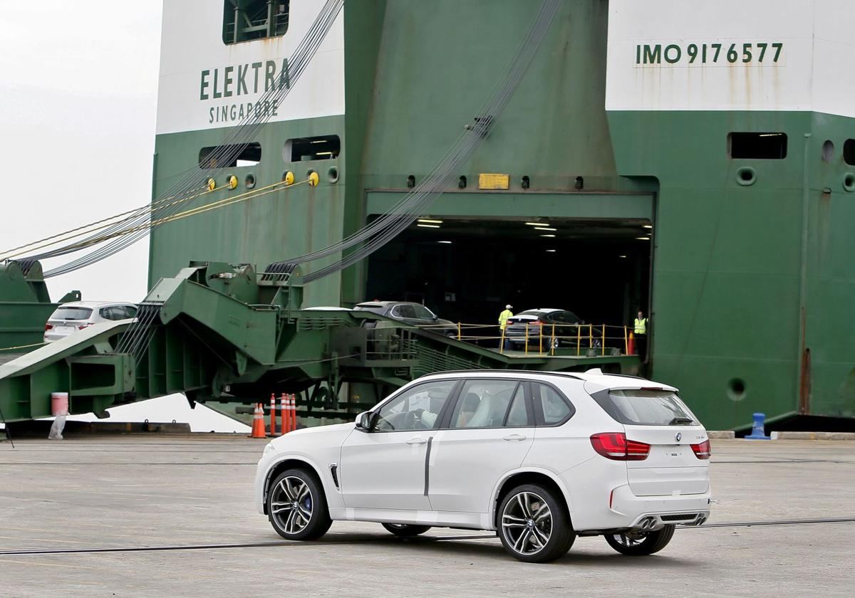 Trade block bmw touts benefits of hotly debated import export deal