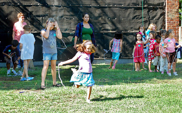 Kids celebrate a 'Day of Play'